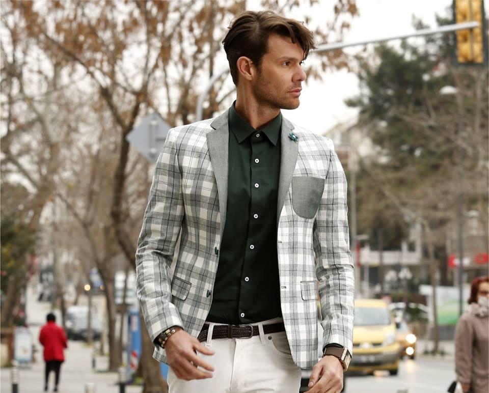 Купить модную мужскую одежду